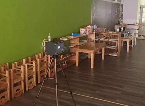 开远贝迪堡幼儿园甲醛贝博手机版